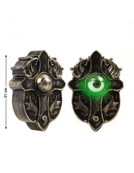 Timbre de puerta de Casa Encantada Tienda de disfraces online - venta disfraces