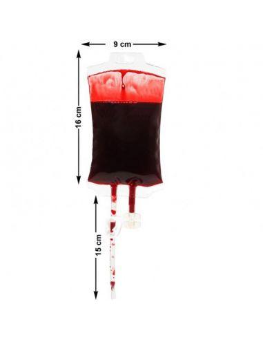 Bolsa de Sangre para Halloween Tienda de disfraces online - venta disfraces