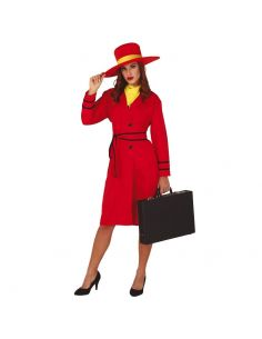 Disfraz de Investigadora para Mujer Tienda de disfraces online - venta disfraces