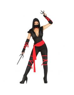 Disfraz de Luchadora Ninja...