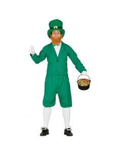 Disfraz de Gnomo Irlandés para Adulto Tienda de disfraces online - venta disfraces