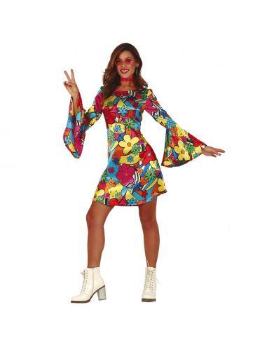 Disfraz Hippie para Adulto Tienda de disfraces online - venta disfraces