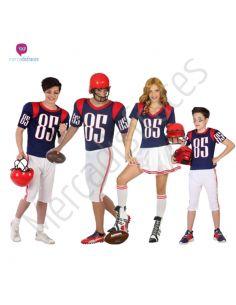 Disfraces para grupos de jugadores de rugby baratos Tienda de disfraces online - venta disfraces