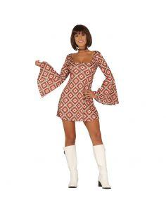 Disfraz Disco Años 70 para Mujer Tienda de disfraces online - venta disfraces