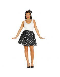 Set Pin Up Negro para Mujer Tienda de disfraces online - venta disfraces