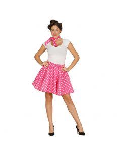 Set Pin Up Rosa para Mujer Tienda de disfraces online - venta disfraces