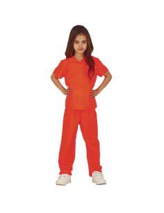 Disfraz de Convicta para Niña