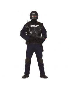 Disfraz de Swat para Adulto