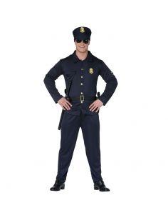 Disfraz de Agente de...