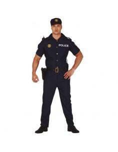 Disfraz Policía para Adulto