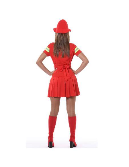 Disfraz de Bombera para Mujer Tienda de disfraces online - venta disfraces