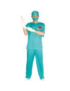 Disfraz de Cirujano para Adulto Tienda de disfraces online - venta disfraces