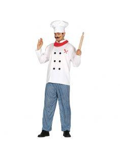 Disfraz Cocinero para Adulto Tienda de disfraces online - venta disfraces