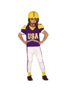 Disfraz de Jugador de Fútbol Americano para Infantil Tienda de disfraces online - venta disfraces