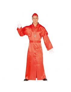 Disfraz de Cardenal para Adulto Tienda de disfraces online - venta disfraces