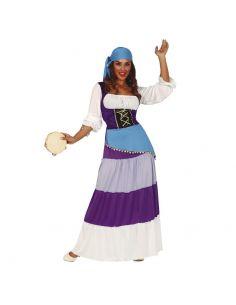 Disfraz de Gitana para Mujer Tienda de disfraces online - venta disfraces
