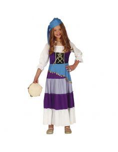 Disfraz de Gitana para Niña Tienda de disfraces online - venta disfraces
