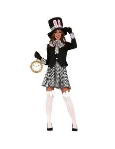 Disfraz de Sombrerero para Mujer Tienda de disfraces online - venta disfraces