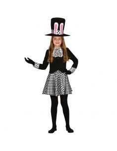 Disfraz de Sombrerero para Niña Tienda de disfraces online - venta disfraces