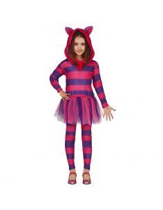 Disfraz de Gato Lila para Infantil Tienda de disfraces online - venta disfraces