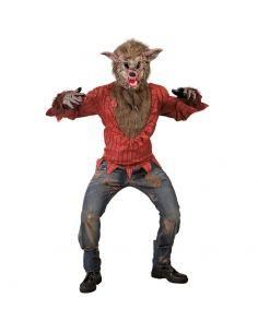 Disfraz de Lobo Feroz para Adulto Tienda de disfraces online - venta disfraces
