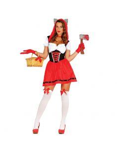 Disfraz de Caperucita Roja para Mujer Tienda de disfraces online - venta disfraces