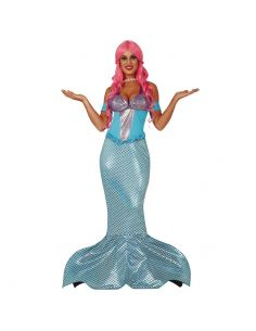 Disfraz de Sirenita para Adulto Tienda de disfraces online - venta disfraces