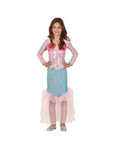 Disfraz de Sirenita para Infantil Tienda de disfraces online - venta disfraces
