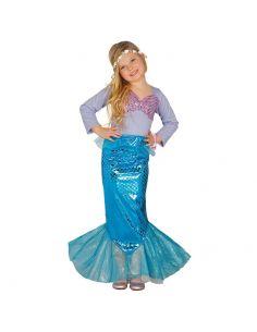 Disfraz de Sirenita para Niña Tienda de disfraces online - venta disfraces
