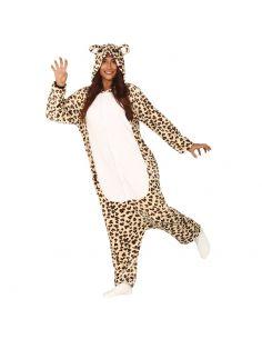 Disfraz de Pijama de Leoparda para Adulto Tienda de disfraces online - venta disfraces