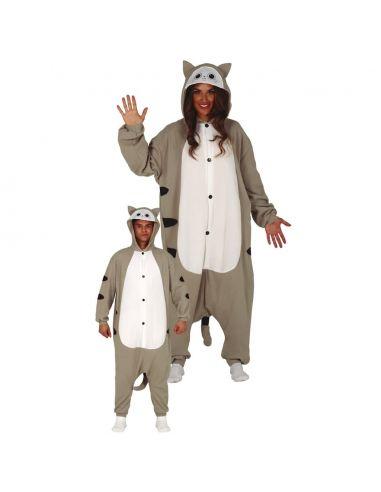 Disfraz de Pijama de Gato para Adulto Tienda de disfraces online - venta disfraces