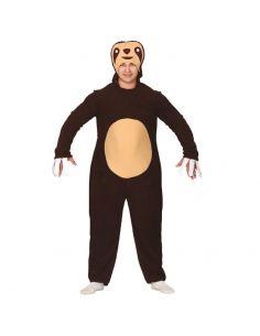 Disfraz de Pijama de Perezoso Adulto Tienda de disfraces online - venta disfraces