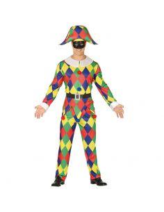 Disfraz Arlequín Hombre
