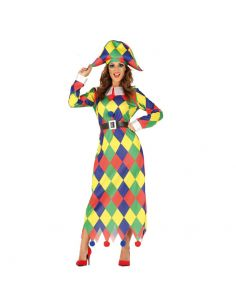 Disfraz de Arlequina para...