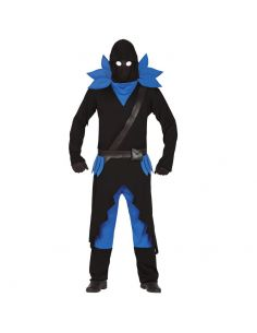 Disfraz de Guerrero Negro para Adulto Tienda de disfraces online - venta disfraces