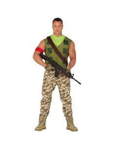 Disfraz de Mercenario para Adulto Tienda de disfraces online - venta disfraces