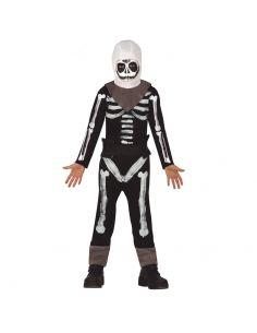 Disfraz de Soldado Esqueleto Infantil Tienda de disfraces online - venta disfraces