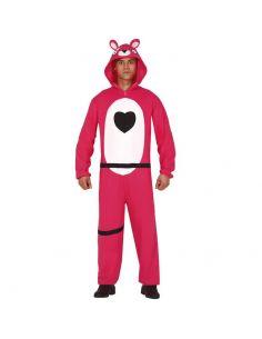 Disfraz de Oso Rosa para Adulto Tienda de disfraces online - venta disfraces
