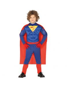 Disfraz de Superhéroe Musculoso para Infantil Tienda de disfraces online - venta disfraces