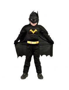 Disfraz de Héroe Negro para Niño Tienda de disfraces online - venta disfraces