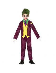 Disfraz de Villano Loco Infantil Tienda de disfraces online - venta disfraces