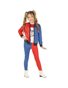 Disfraz de Chica Peligrosa Infantil Tienda de disfraces online - venta disfraces