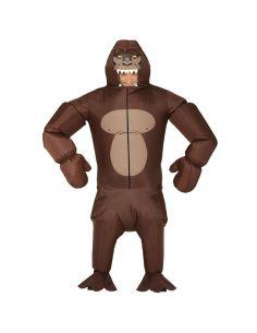 Disfraz de Gorila Hinchable para Adulto Tienda de disfraces online - venta disfraces