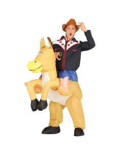 Disfraz de Cowboy Hinchable para Adulto Tienda de disfraces online - venta disfraces