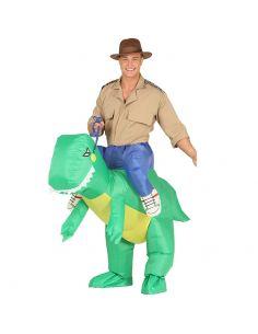 Disfraz de Dinosaurio Hinchable para Adulto Tienda de disfraces online - venta disfraces
