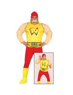 Disfraz de Luchador para Adulto Tienda de disfraces online - venta disfraces