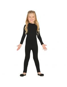 Disfraz de Maillot Negro Infantil Tienda de disfraces online - venta disfraces