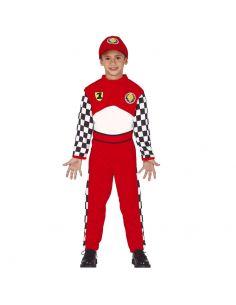 Disfraz de Piloto de Fórmula 1 Infantil Tienda de disfraces online - venta disfraces