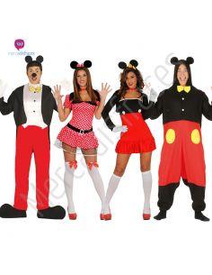Disfraces divertidos de Mickey para grupos Tienda de disfraces online - venta disfraces