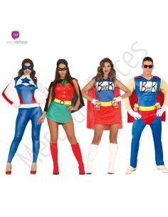 Disfraces para grupos Superheroes Tienda de disfraces online - venta disfraces
